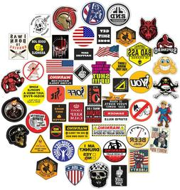 53 Hard Hat Sticker,Tool Box Stickers, Funny Decals For Cons