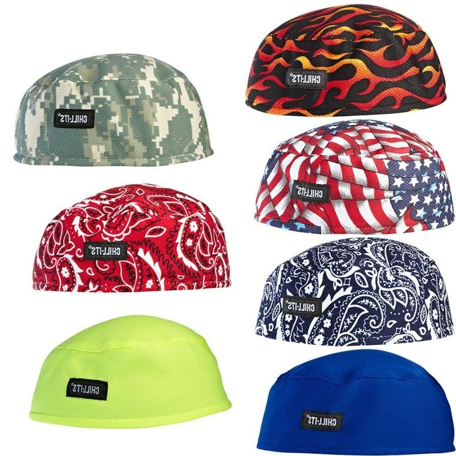 chill its 6630 absorptive moisture wicking cap