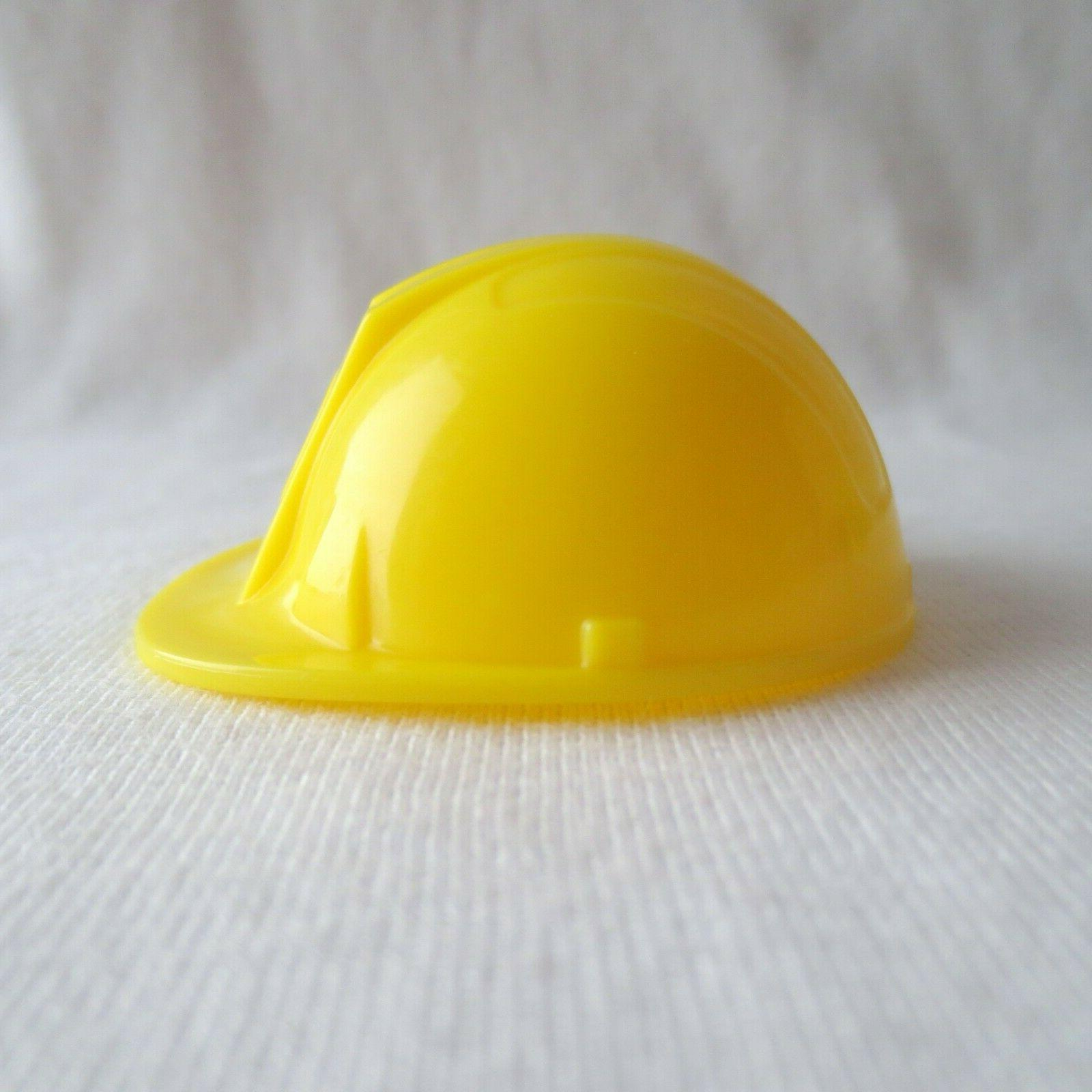 NEW Construction Yellow Hat Clothing
