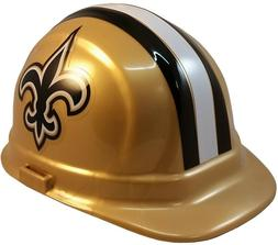 New Orleans Saints Wincraft NFL Hard Hat with Pin Lock Suspe