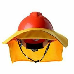 Sun Shield For Hard Hat Helmet Workplace Protection Head Acc