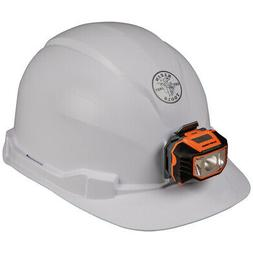 Klein Tools 60107 Hard Hat, Non-vented, Cap Style with Headl